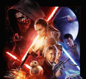Verblüffende Lichtschwerter, Droiden und natürlich die «Macht»: Sie sind erneut Protagonisten des neuen «Star Wars»-Films. (WALT DISNEY)