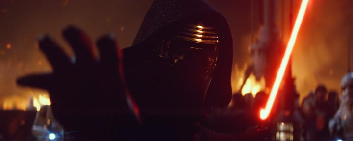 Kylo Ren kann durch die «Macht» Menschen kontrollieren. (WALT DISNEY)
