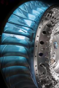 Selbst Bauteile von Flugzeugturbinen werden bereits mit 3-D-Verfahren hergestellt. © Rolls-Royce PLC
