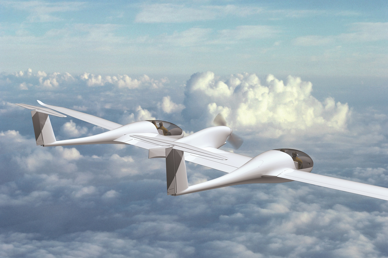 brennstoffzellenflugzeug