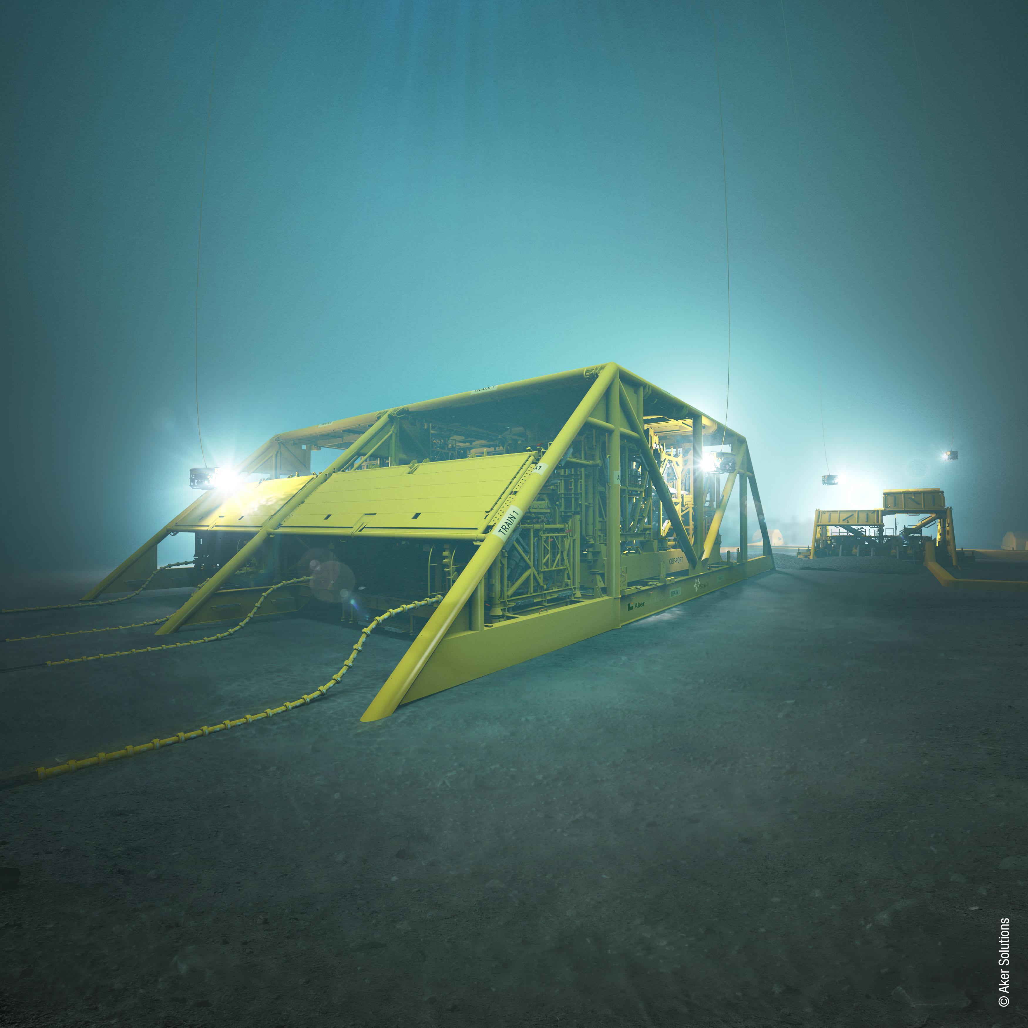 Schweizer Technologie macht Unterwasser-Gasförderung sauberer