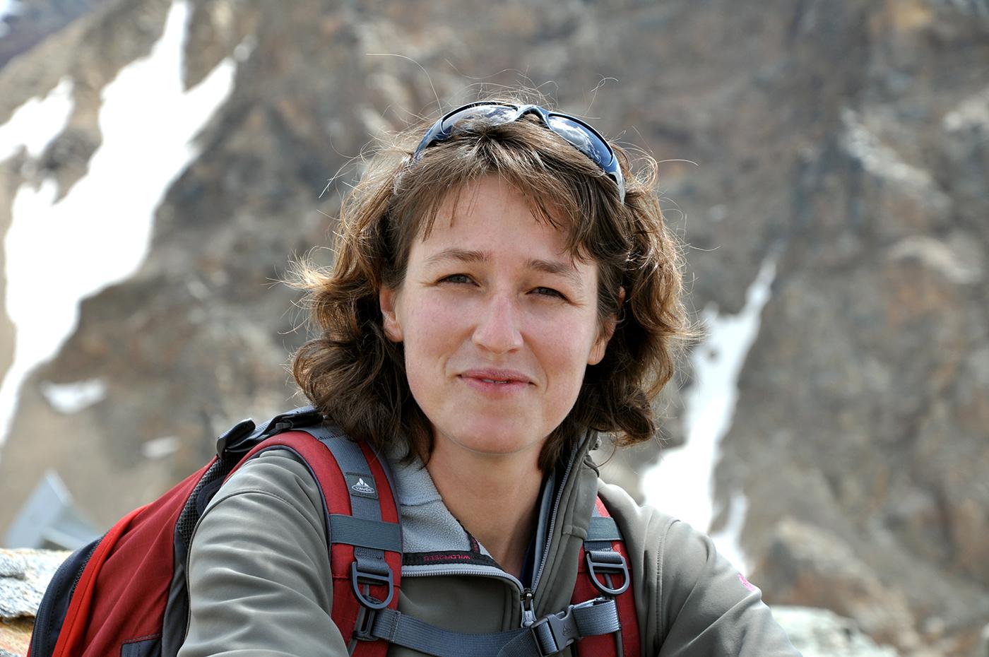 Die Sibirienforscherin, die die ganze Familie auf die Expedition mitnimmt