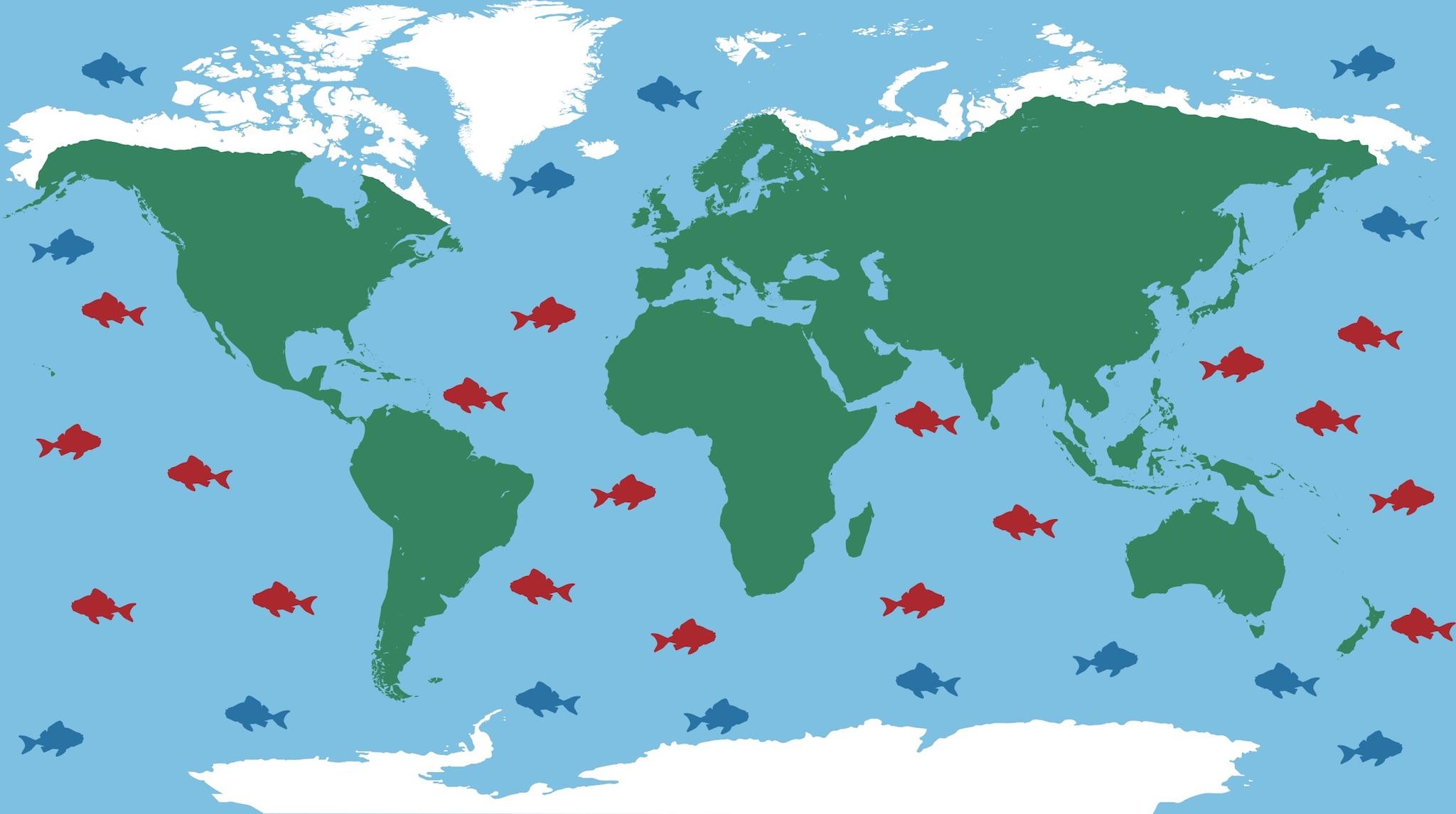 Fischer bekommen den Klimawandel zu spüren