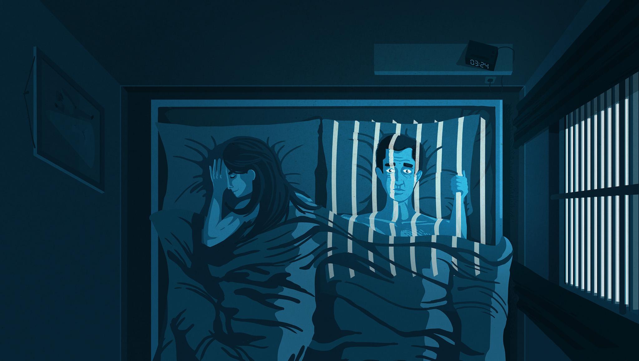 Ausbruch aus der Schlaflosigkeit